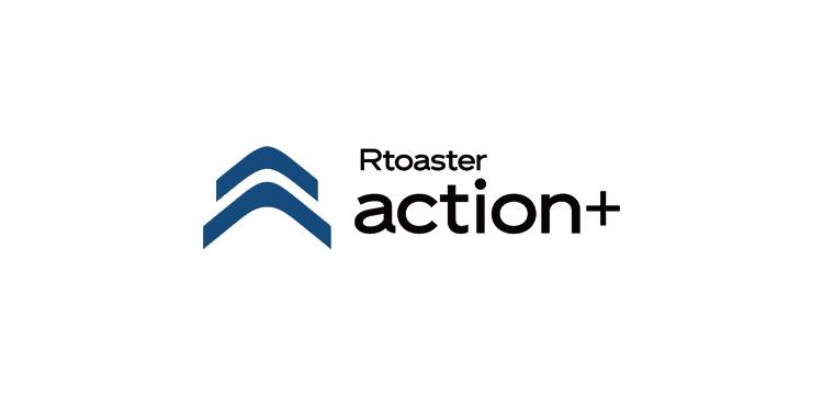 Rtoaster action+(アクションプラス)
