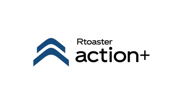 Rtoaster action+