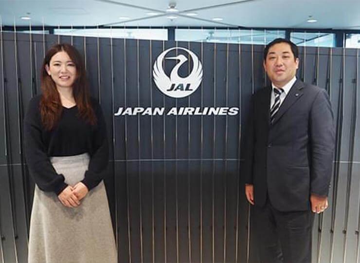 日本航空株式会社 様